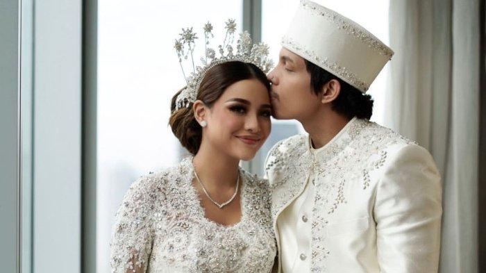 Aurel Hermansyah resmi menikah dengan Atta Halilintar