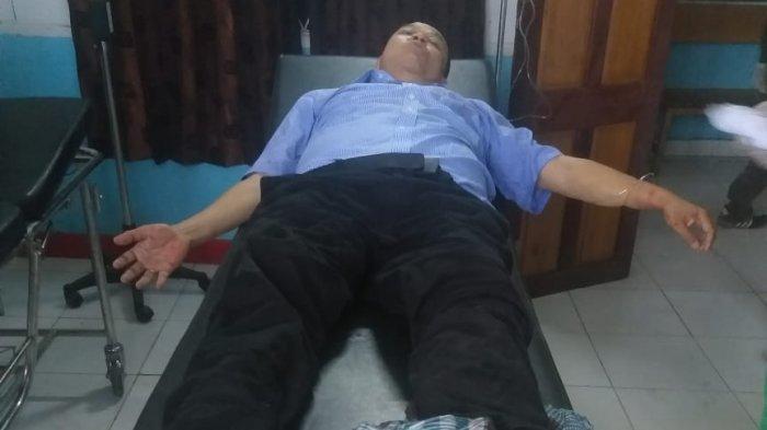 Satu Anggota Tim Pencari Fakta Tertembak di Intan Jaya, Ini Kondisinya