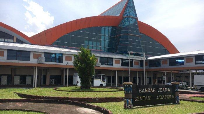 Jelang PON XX Papua, PT Angkasa Pura I Lakukan Pelapisan Landas Pacu Bandara Sentani