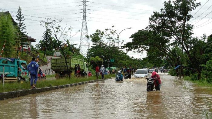 BMKG Sorong dapat Fenomena Cuaca Baru, Masyarakat Diminta Waspada
