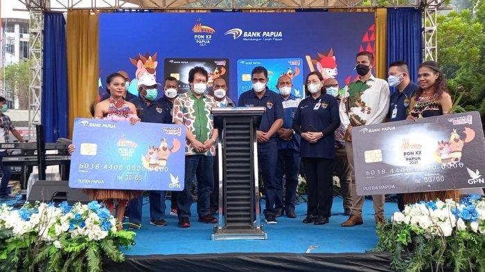 Bank Papua Berkomitmen Sukseskan PON XX