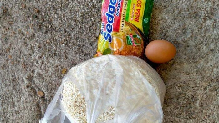 Dapat Bantuan 1 Kg Beras, 1 Mie Instan dan 1 Telur, Korban Bencana NTT: Kami Bersyukur tapi Ini Lucu