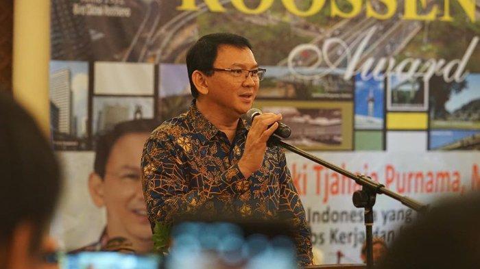 Jika Jadi Pimpinan di BUMN, Ahok Diminta Fadjroel Rahman Mundur dari PDIP: Masuk Bersih, Gitu Saja