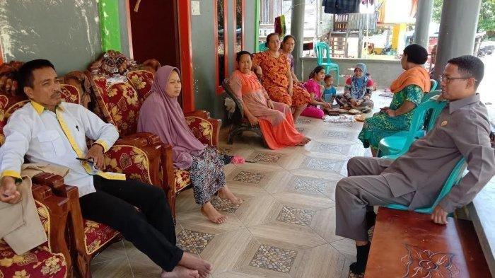 Datangi Korban Rusuh Wamena di Desa Tuncung, Baznas Enrekang Janji Salurkan Bantuan