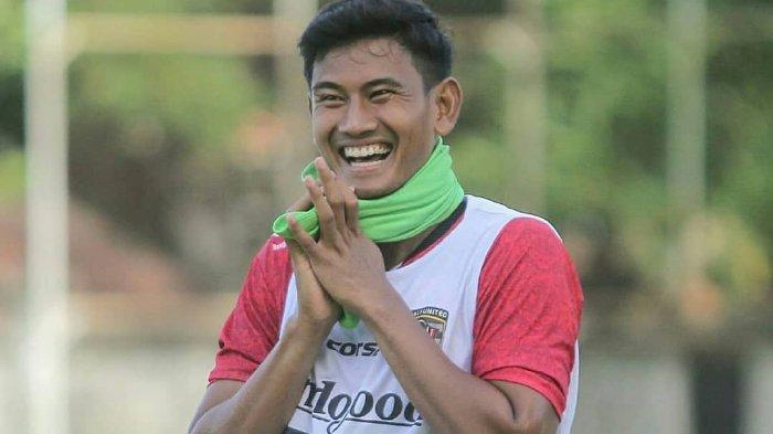 Bali United Vs Persipura, Haudi Abdillah Ingin Menang demi Balas Dukungan Semeton Dewata
