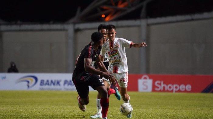 Persija Jakarta Bertekad Bangkit Lawan PSIS Semarang setelah Kalah dari Persipura Jayapura di Liga 1