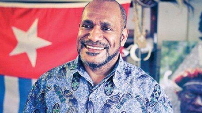 Sepak Terjang Benny Wenda yang Disebut Makar karena Deklarasikan Pemerintahan Sementara Papua Barat