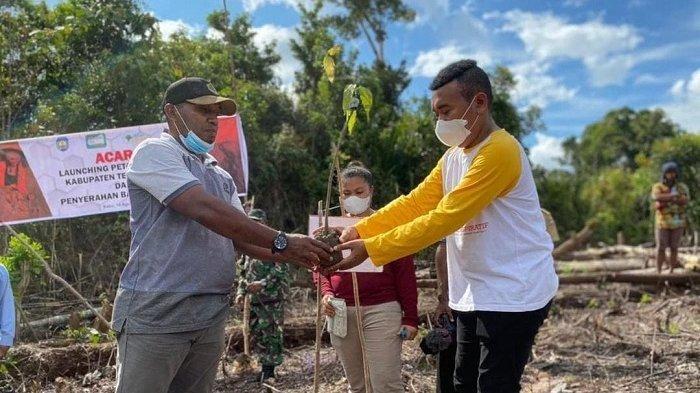 Dukung Bupati Sorong Lindungi Hutan, Ini Seruan Duta Pembangunan Berkelanjutan Papua