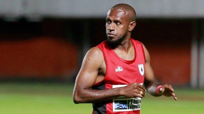 Persipura Terus Bersiap Hadapi Piala AFC, Boaz Solossa Ungkap Caranya Jaga Kondisi Tubuh