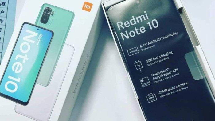 Update Harga HP Xiaomi Bulan Mei 2021: Redmi Note 9 dan Redmi Note 10 Dibanderol Rp 2 Jutaan