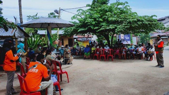 Bangun Budaya Siaga sejak Dini, BPBD Papua Barat Bentuk Sekolah Komunitas Bencana