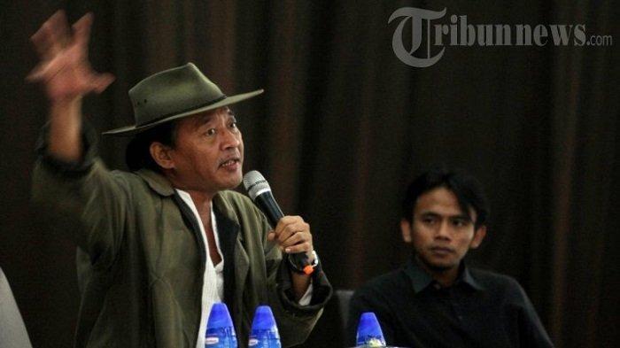 Alasan Sujiwo Tejo Tak Suka Ahok, Bandingkan dengan Gubernur DKI: Sekarang Kurangin Salahin Anies