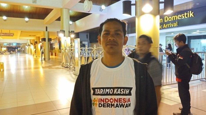 Pulang ke Sumbar setelah Rusuh Wamena, Budirman Ingin Kembali ke Papua jika Kondisi Sudah Pulih