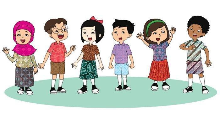 Kunci Jawaban Buku Tematik Kelas 6 SD Tema 9: Perubahan Fase Bulan