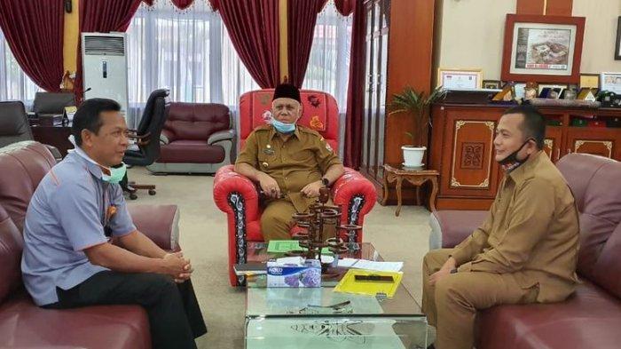 Perseteruan Bupati dan Wakil Bupati Aceh Tengah, Berkelahi saat Rapat hingga Ancam Lapor Polisi
