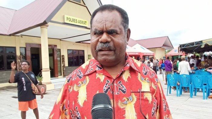 Sebut Pemekaran Provinsi Papua Selatan Sesuai Aspirasi Masyarakat, Bupati Asmat: Kami Sangat Setuju