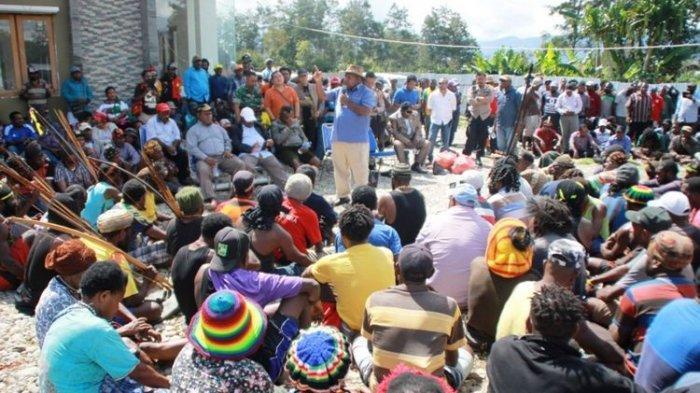 Ada Aksi Demo Tolak Otsus di Lanny Jaya, Bupati Befa Yigibalom Geram: Mereka Difasilitasi Oknum