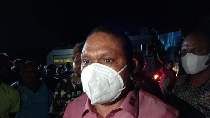 Bupati Manokwari Minta Aksi Blokade Jalan Trikora Marampa Jadi Pelajaran Berharga