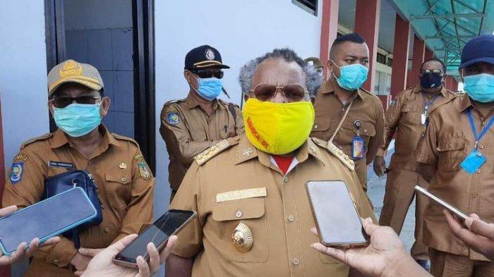 Bupati Mimika Hentikan Persiapan PON XX Papua, Kritik Pengelolaan Dana Panitia Belum Jelas