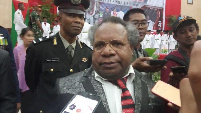 Alasan Bupati Mimika Marah pada Menteri Jonan yang Pimpin Upacara HUT RI di Freeport