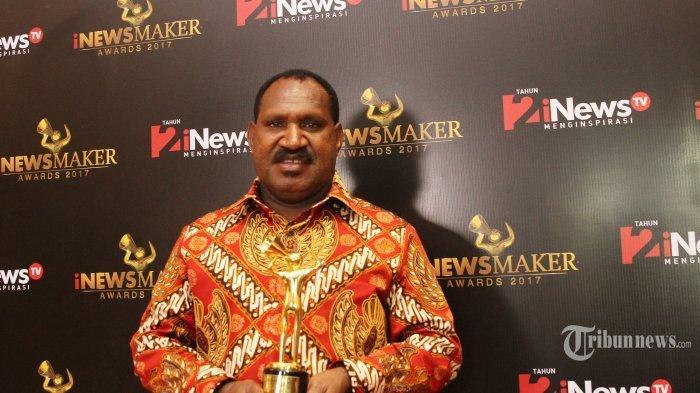 Ingin Pemekaran Segera Terwujud, Bupati Puncak Willem Wandik: Idealnya di Papua Ada 6 Provinsi
