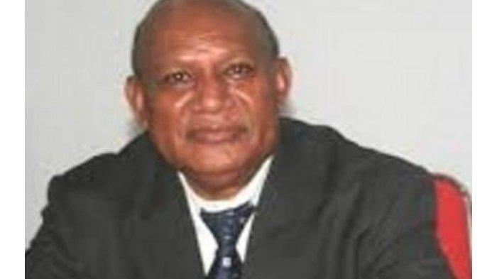 Profil Yusuf Wally Calon Bupati Kabupaten Keerom Papua 2020-2024