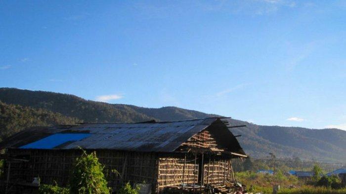 Mengenal Rumah Kaki Seribu, Rumah Adat Suku Arfak Papua Bara