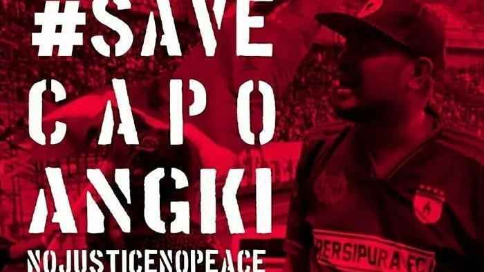 Dipanggil Kepolisian, Tagar Save Capo Angky Penuhi Media Sosial Suporter Indonesia