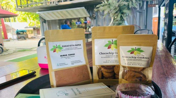 Kafe Kakao Kita Papua Suguhkan Minuman Asal Genyem