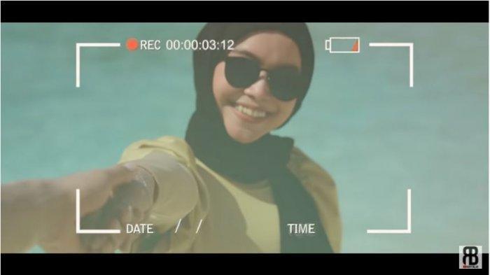 Cuplikan video romantis buatan Rizky Billar untuk Lesti Kejora, Senin (25/1/2021).