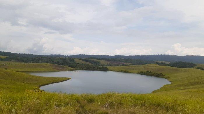 Jelang PON XX Papua, Kampung-kampung di Tepi Danau Sentani Belum Diperhatikan