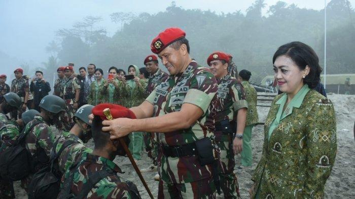 62 Perwira Tinggi TNI Dimutasi, Danjen Kopassus Dipindahkan Jadi Pangdam XVIII/Kasuari Papua Barat.