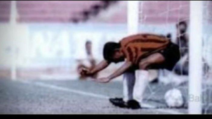 Kilas Balik Final PON 1993: Gol Kontroversi David Saidui Hancurkan Perlawanan Aceh 3-6 Papua.