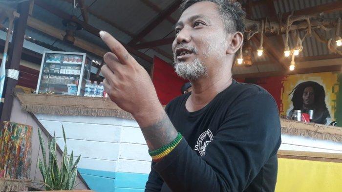 Sosok Dedi Darmawan, Eks Soundman Ahmad Dhani yang Dorong Pemuda Papua Kelola Sampah Jadi Karya Seni