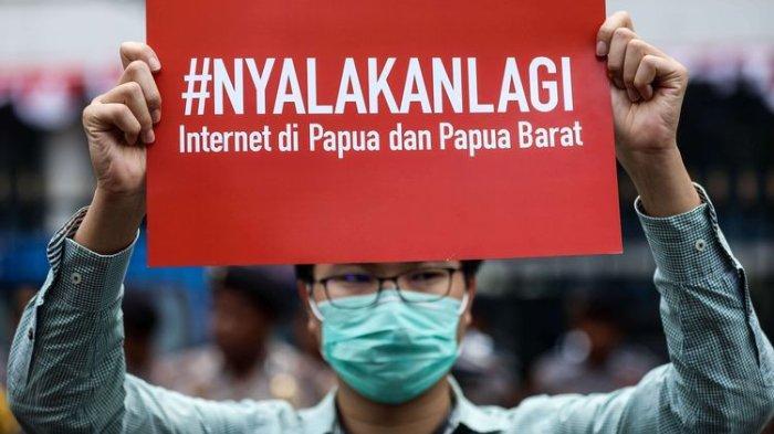 Plus-Minus Pemblokiran Internet di Papua, Polda Papua Minta Masyarakat Pahami Keputusan Pemerintah