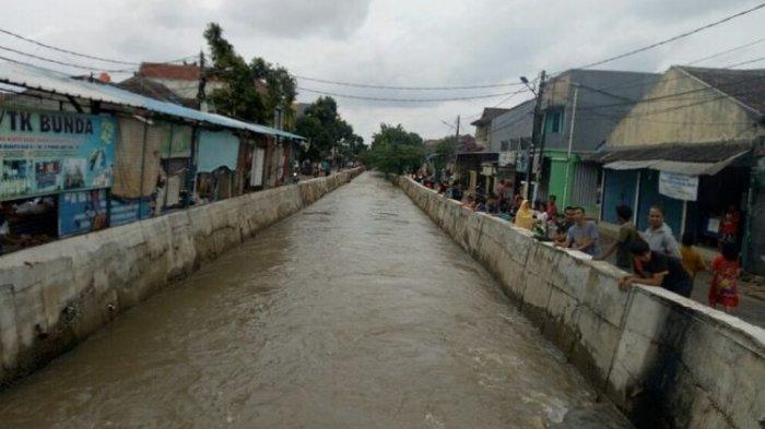 Berenang di Kali Pasca-Terjadi Banjir, 2 Bocah di Tangsel Hanyut Terseret Arus
