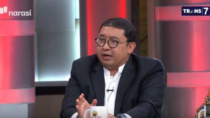 Fadli Zon Kritik Menkes yang Anggap Enteng Virus Corona: Juru Bicara RI Corona, Jauh Lebih Bagus
