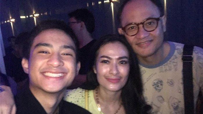 Devano Dahendra, Iis Dahlia, dan Satrio Dewandono