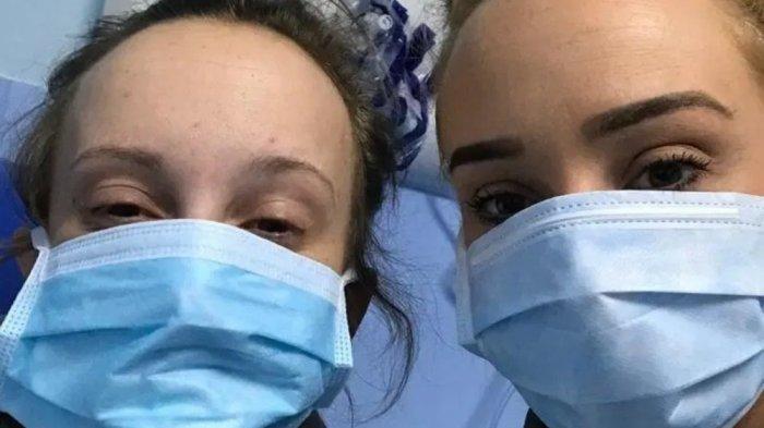 Ciri-ciri Tubuh Tertular Corona, Lihat Berbedaan dengan Flu Biasa dan Influenza