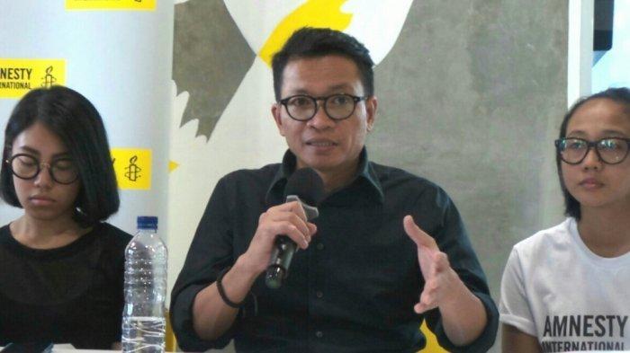 Sayangkan Pernyataan Ketua MPR terkait KKB, Amnesty: Berpotensi Dorong Eskalasi Kekerasan di Papua
