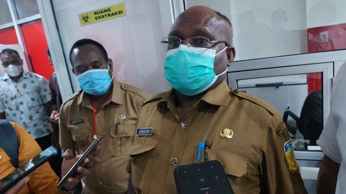 Aloysius Giyai: RSUD Jayapura Kekurangan Obat dan Reagen