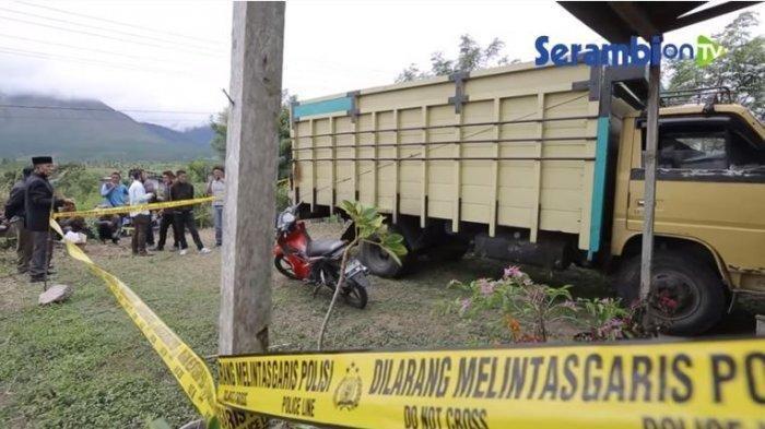 Pria di Aceh Bunuh Istri Muda karena Ditagih Utang Rp 37 Juta, sang Anak Lihat Pelaku Cekik Korban