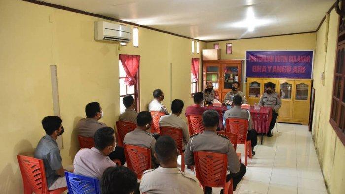 Divhubinter Polri Apresiasi Laporan Polisi di Perbatasan RI-PNG di Skouw-Wutung