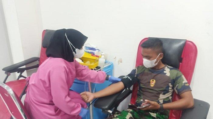 Sambut HUT, PMI Papua Gelar Donor Darah dan Vaksinasi