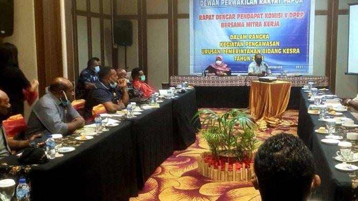 Komisi V DPR Papua Akan Surati Gubernur Minta Klarifikasi Pergantian Direktur RSUD Jayapura