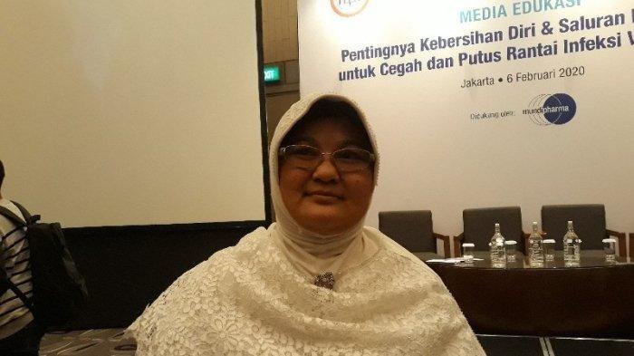 Ungkap Curhat Pilu Orangtua Dokter Muda yang Rawat Pasien Corona, dr Erlina: Kita Gak Teriak-teriak