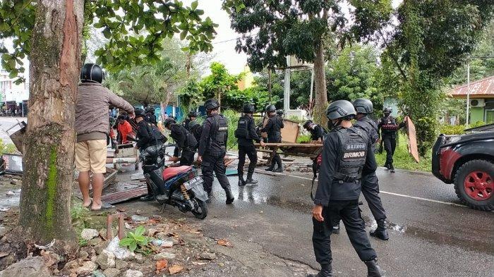 Dua Kelompok Warga di Kabupaten Manokwari Saling Serang, 1 Orang Tewas