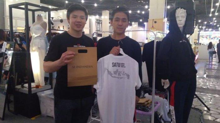 Peran Nama Besar Ahok di Balik Sukses Brand se.Indonesia Milik Nicholas Sean Purnama dan Olwen Salim