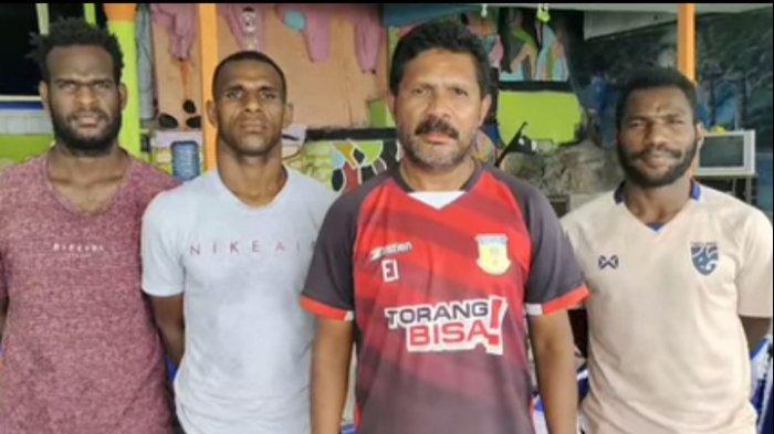 Berharap Juara, Tim Sepak Bola Putra PON Papua Minta Doa Warga Merauke
