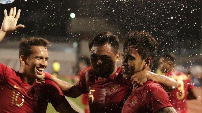 Kick Off 19.00 WIB, Ini Link Live Streaming Timnas U23 Indonesia Vs Vietnam di Final SEA Games 2019